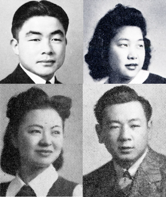 1941 Start of WWII affects Japanese American Students